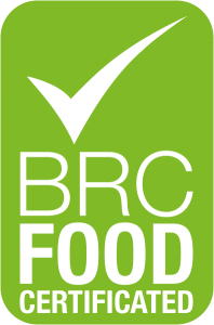 brc food certifcated logo